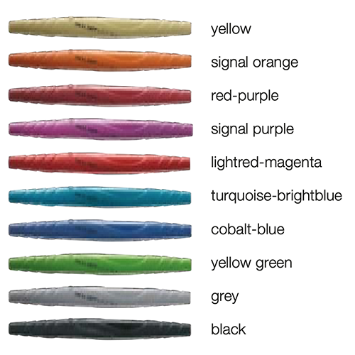 Handle Colour Swatches